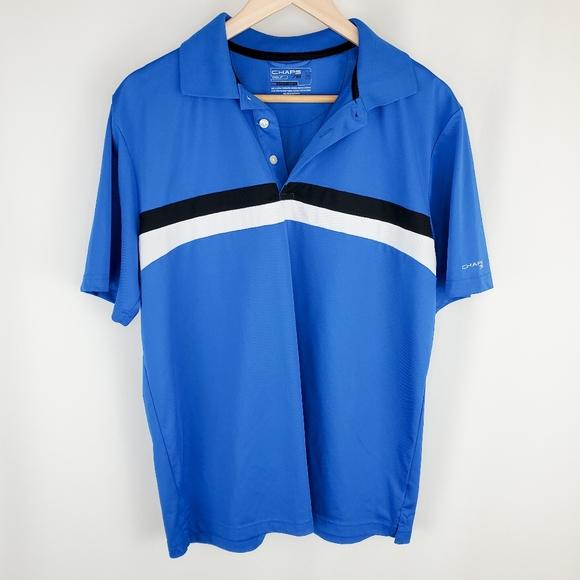 Chaps 78 golf polo Medium
